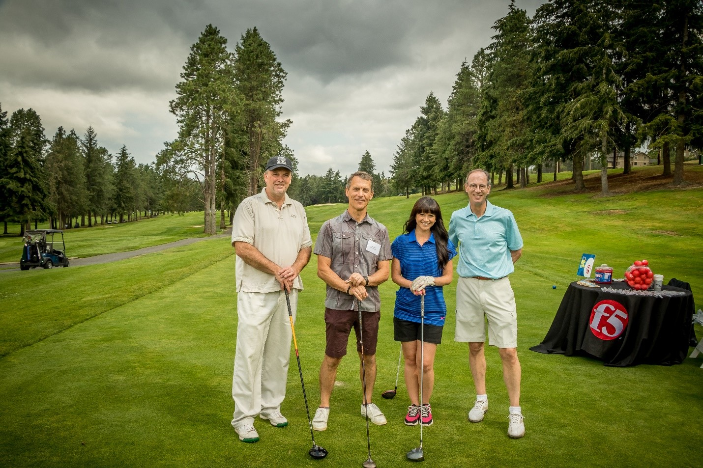 All Star Participates in Annual WTIA Golf Tournament